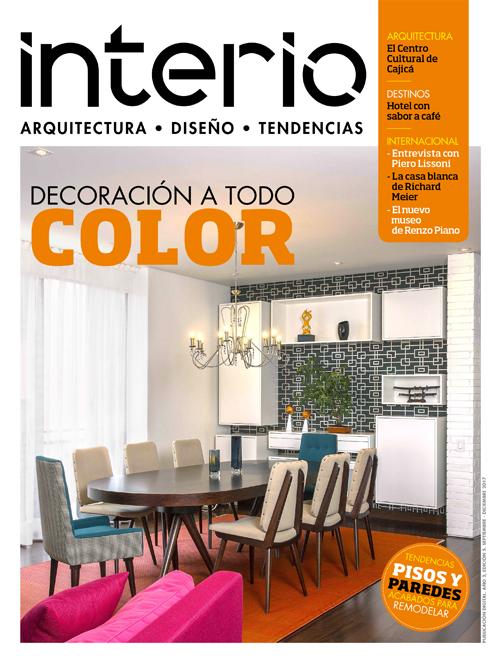haga click en la portada y vea nuestra versin virtual - Revistas De Diseo De Interiores