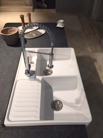 Lavaplatos porcelánico de Villeroy & Boch