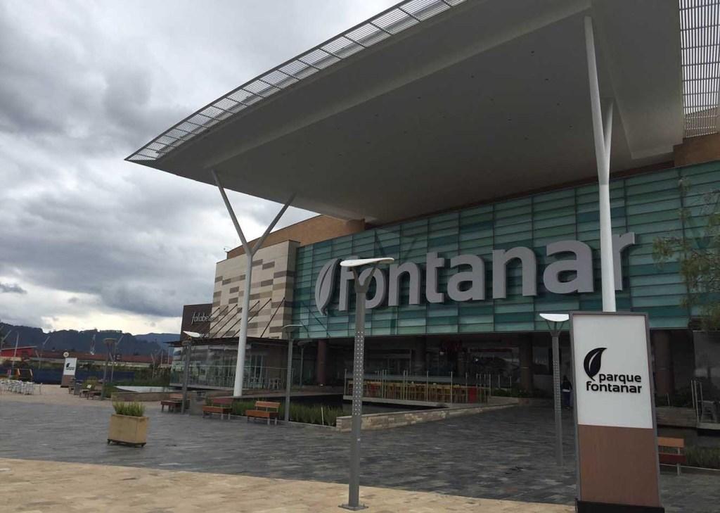 Centro Comercial Fontanar Ubicación: Chía, Cundinamarca.