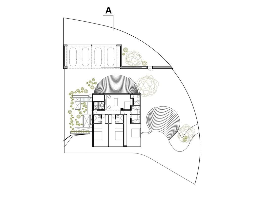 Casa Topo segunda planta