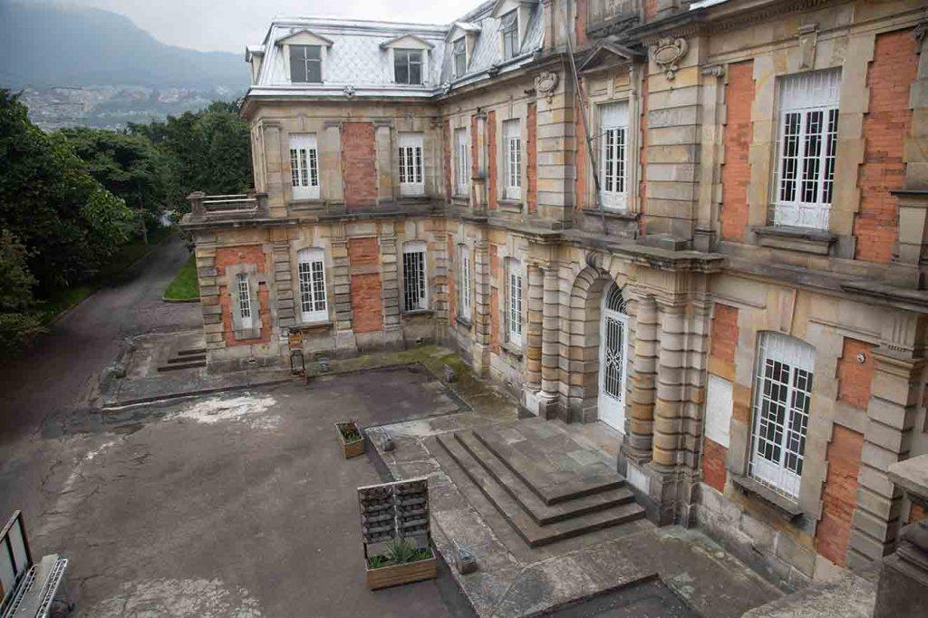El Hospital San Juan de Dios, en el centro de Bogotá, cuenta con mas de 400 años de historia.Fotografía: cortesía FDM.