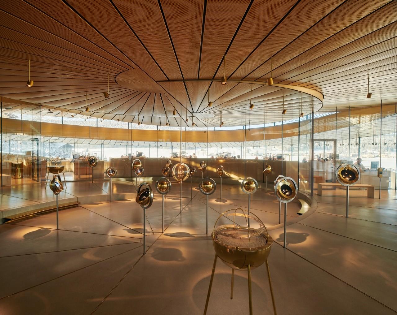 Musée Atelier Audemars Piguet.