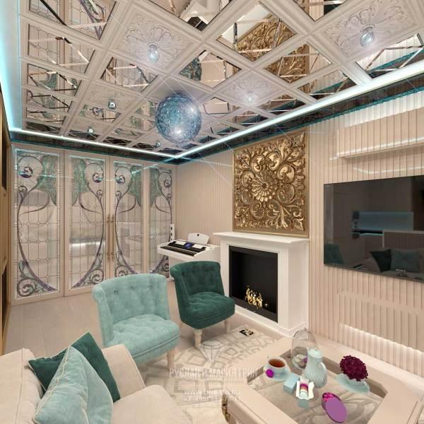 Дизайн спальни 18 кв.м   Современные идеи и фото 2016 ...