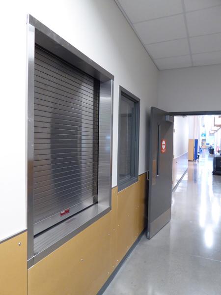 Accordion Interior Door