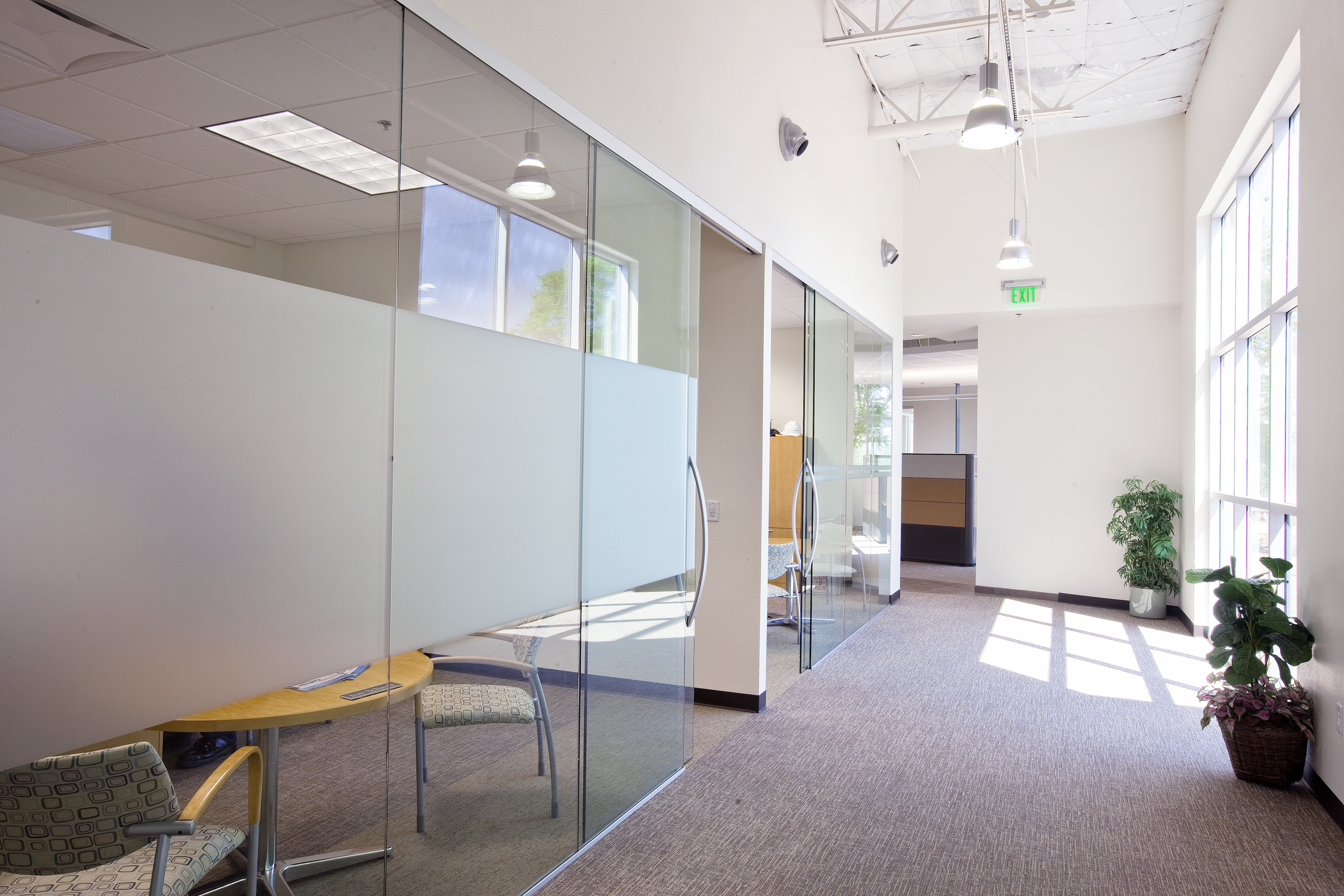 Interior Glass Partitions Dorma Interior Tech