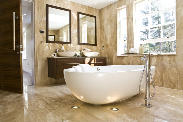modern bathroom interior beautiful bathtub design id700 - modern