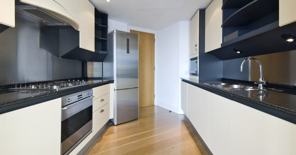 32 Galley And Corridor Kitchens PICTURES