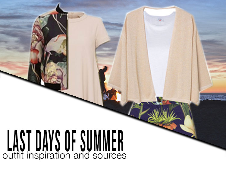 last days of summer outfit inspiration and sources
