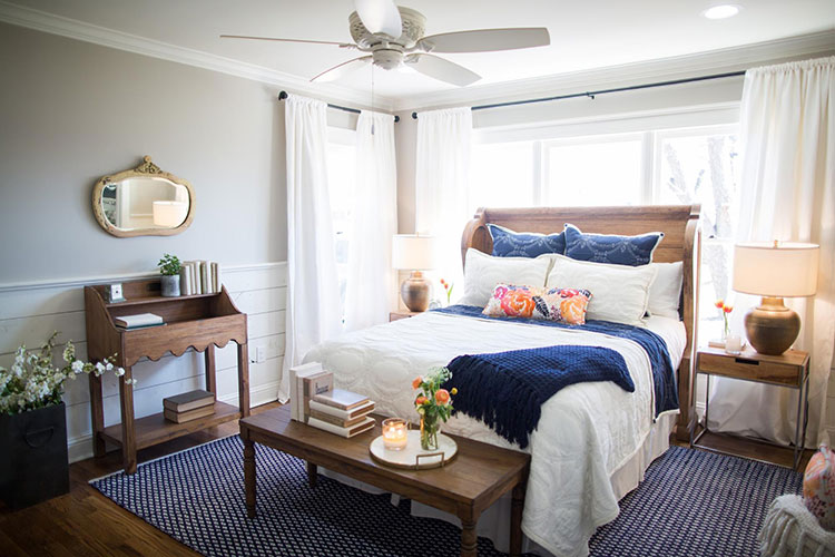 Get the fixer upper look furniture and decor ideas for Fixer upper bedroom designs