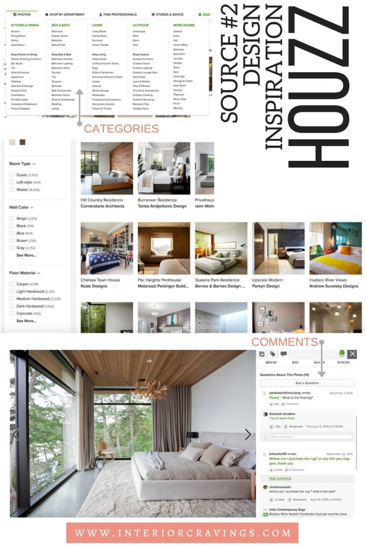 INTERIOR CRAVINGS search for design inspiration houzz