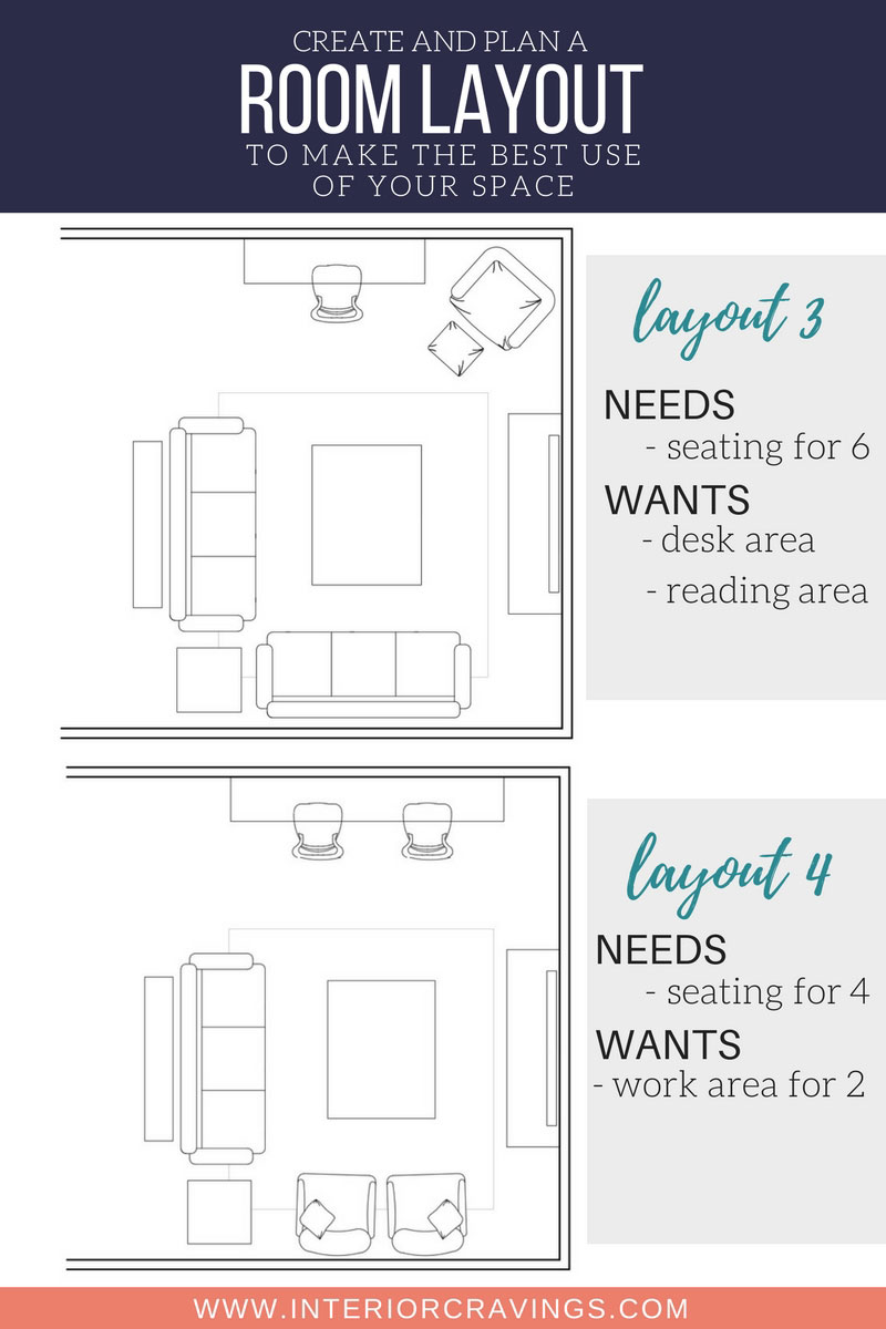 INTERIOR CRAVINGS importance of room layout and furniture placement for family room 2