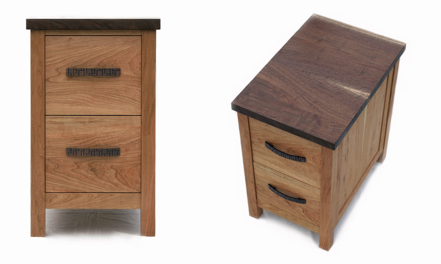 Prairie And Mission Style Hardwood Office Furniture Spiritcraft Design