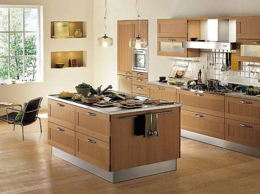 How to D    cor your Kitchen     Interior Designing Ideas Kitchen is a delightful place that boosts up your spirit and makes you  vivacious  So  before you plan to adorn this most important place