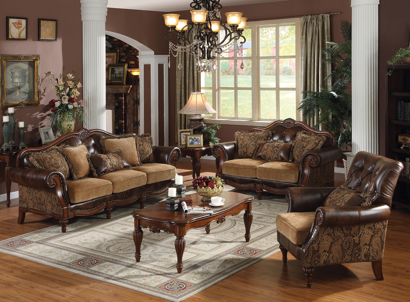 How To Add Style To Your Living Room Interior Designing