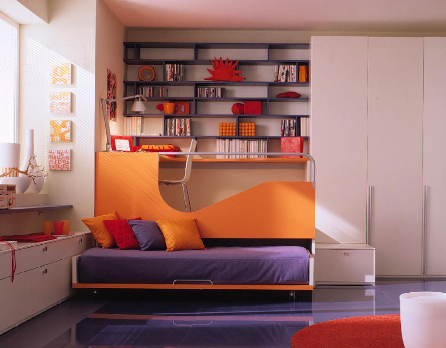Utilizing Small Bedrooms for Teenagers on Small Bedroom Ideas For Teenager  id=63029