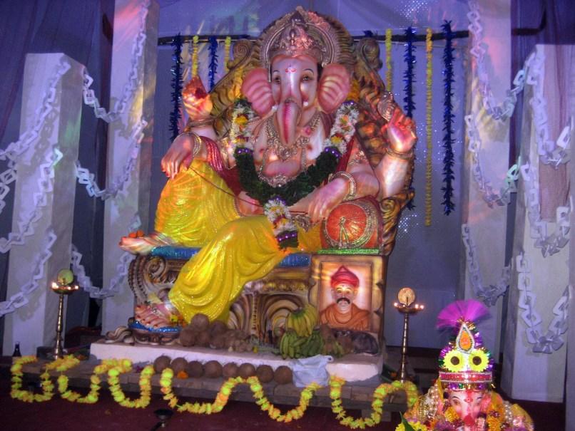 Decoration Ideas For Ganesh Utsav Why Santa Claus