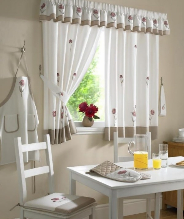 images for things to consider before selecting kitchen curtain contd