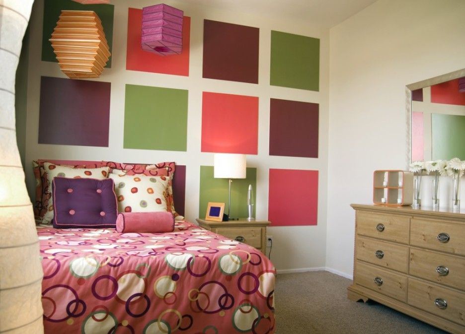 How to decorate the bedroom for teens on Teenager Basement Bedroom  id=15113