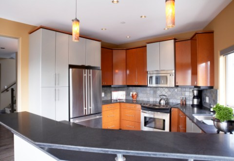 How to adorn your kitchen      Interior Designing Ideas Tip 2  Remove equipments  which are not in use  if there are any  equipments  which you don t use at all or use occasionally  then get rid of  these unwanted
