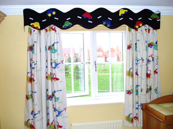 Curtains that will suit your kid s bedroom     Interior Designing Ideas curtain for kids room