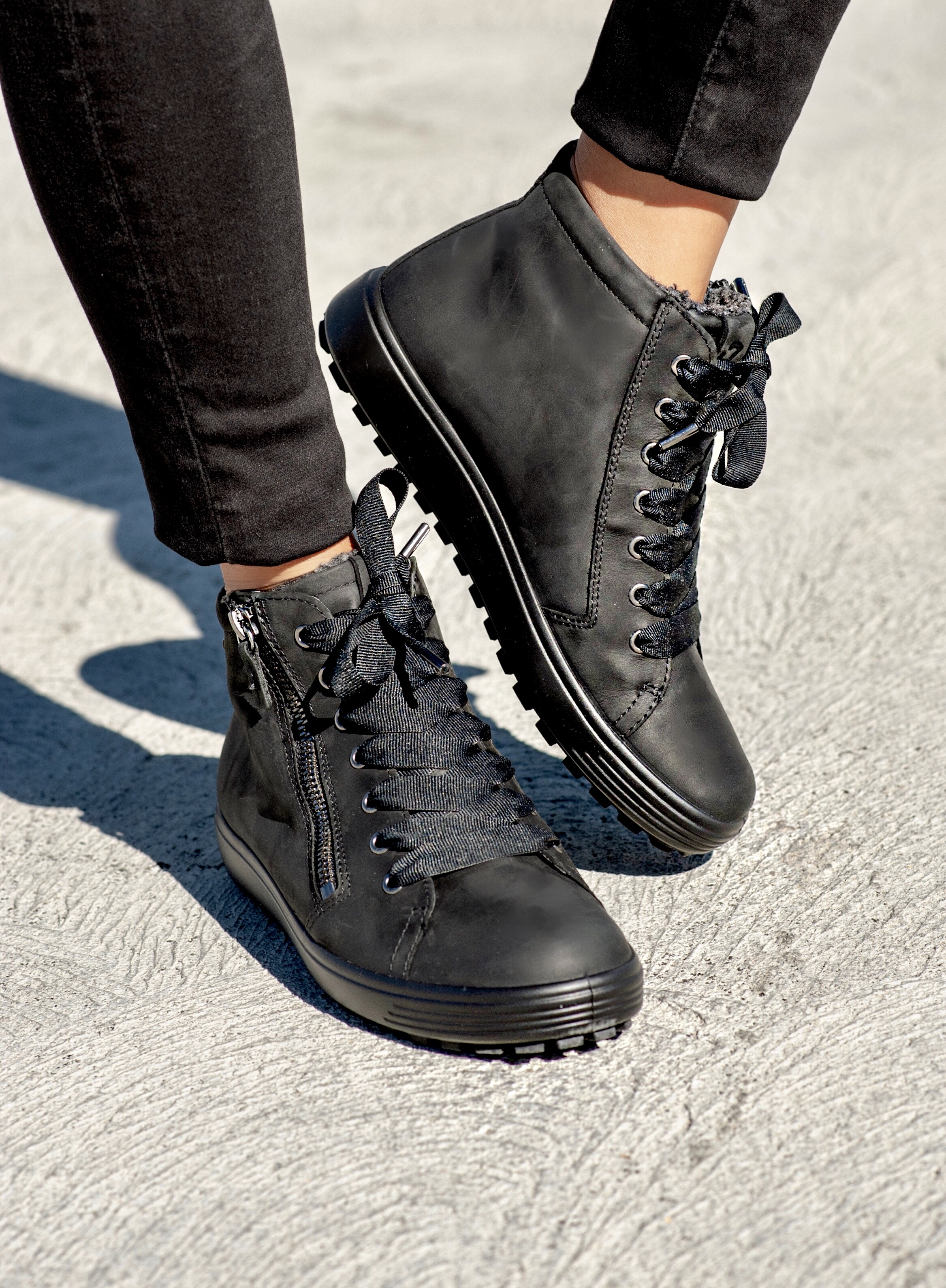 5d4cc290892f2 ECCO New Lace Up Boots Have Arrived! - A personal blog by Jen Adams