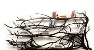 Cool-Tree-Shaped-Bookshelf