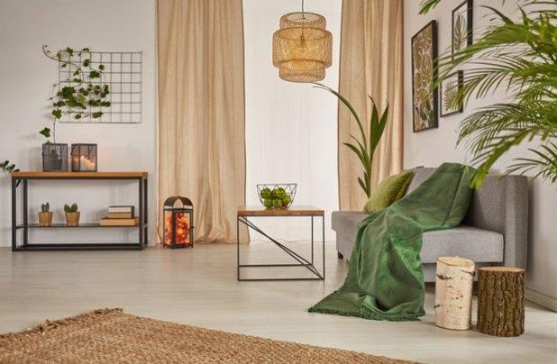 sofa-contrast-blanket-green