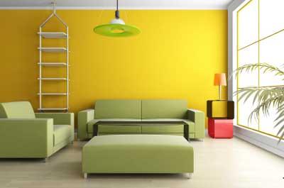Аналогичная цветовая схема с использованием желтого оранжевого, желтого и желто-зеленого.