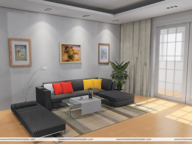 Simple Living Room Designs | Zion Modern House