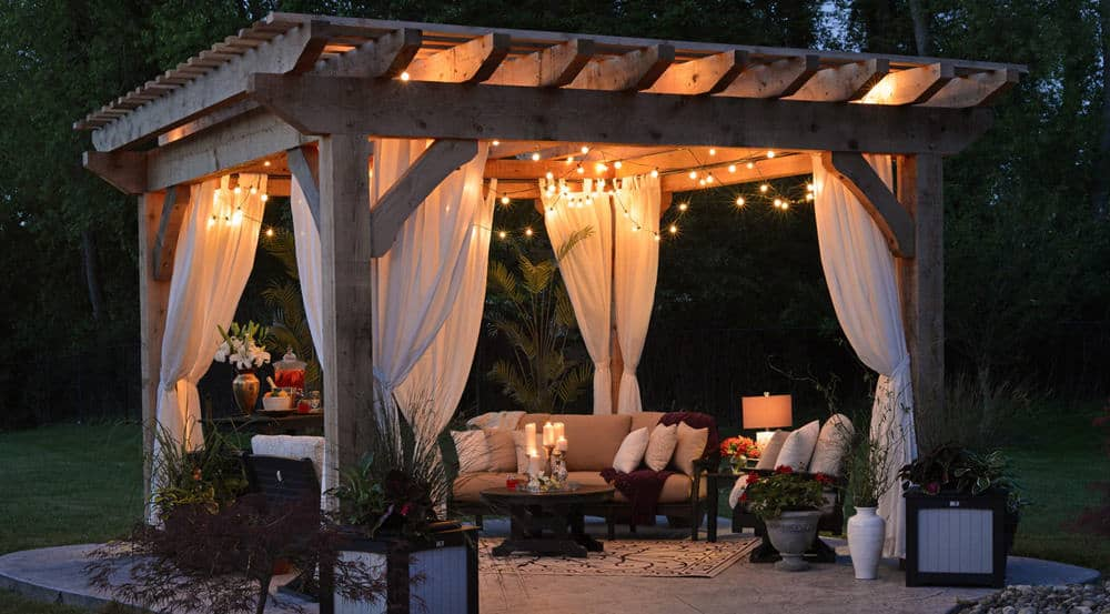 patio complement your home interior