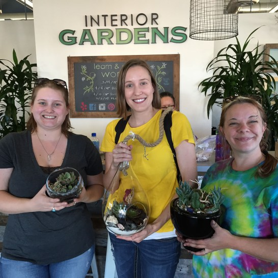 Interior Gardens Workshops