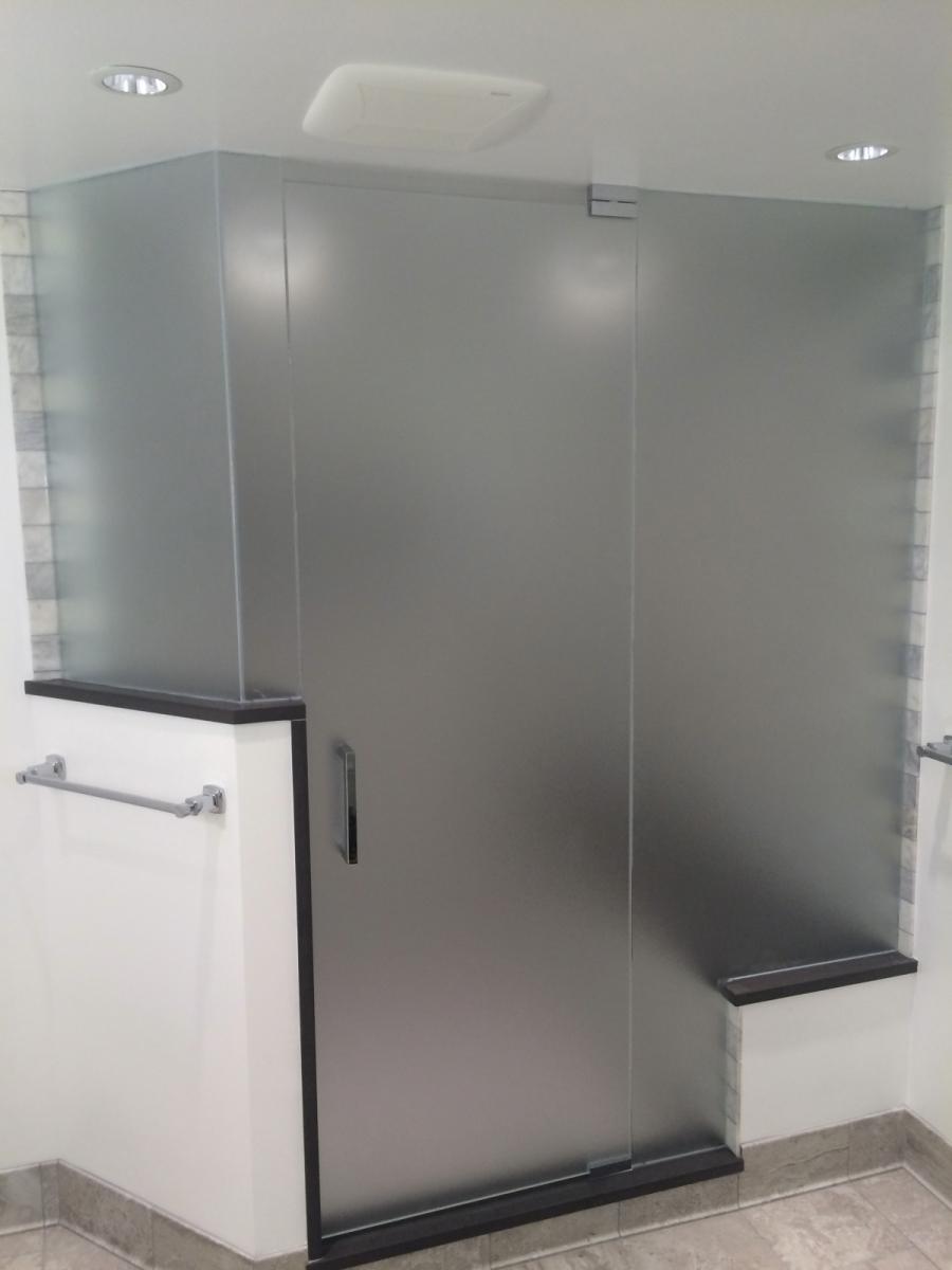 Privacy Glass Interior Glass Design Custom Frameless