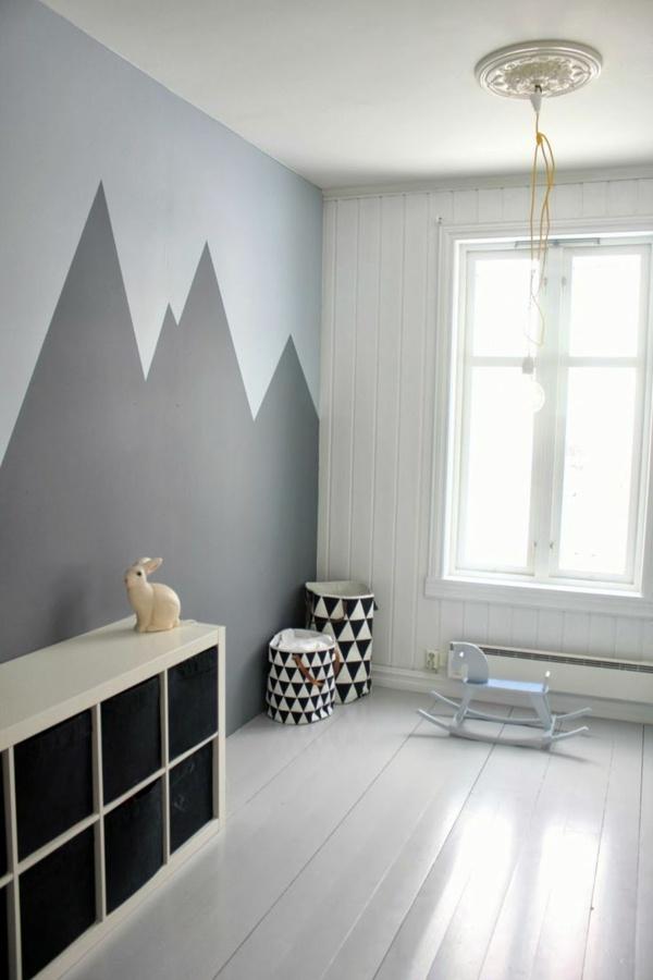 3 Creative Ways To Paint Your Walls   InteriorHolic.com on Creative Wall  id=25775