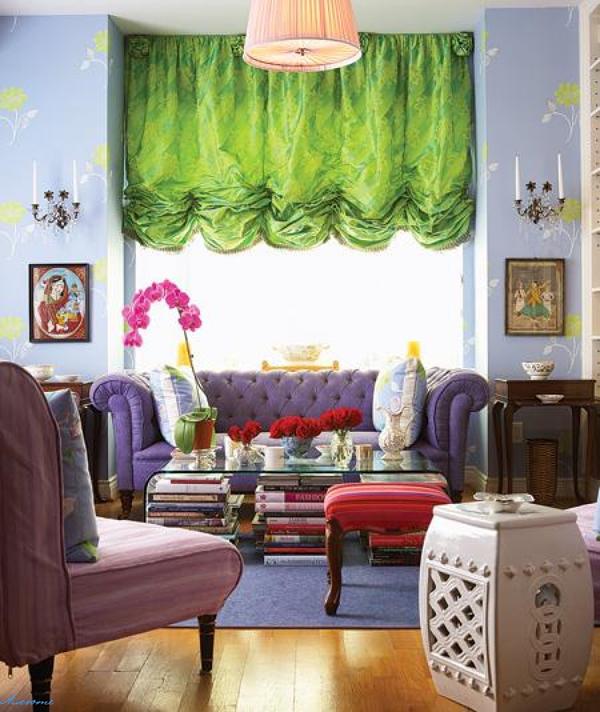 Bohemian Living Room Design Ideas | InteriorHolic.com on Bohemian Living Room Decor Ideas  id=30589