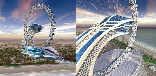 10 Most Expected Futuristing Hotels