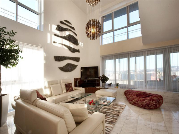 Luxurious Living Room Design Ideas | InteriorHolic.com on Living Room Style Ideas  id=84910