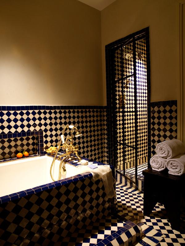 Moroccan Bathroom Design Ideas