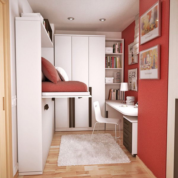 Small Kids Room Design Ideas   InteriorHolic.com on Small Room Ideas  id=77931
