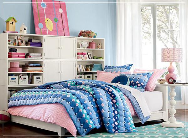Stylish Colorful Teen Room Design Ideas | InteriorHolic.com on Trendy Teenage Room Decor  id=91217