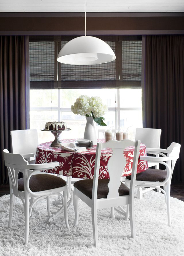 Stylish Dining Room On Budget