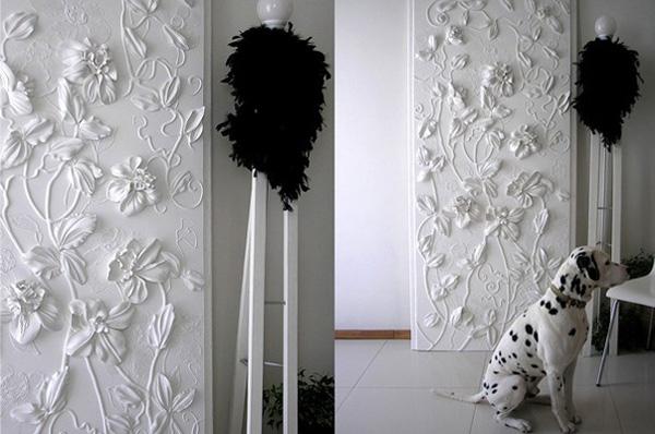 Zoya Olefir's Unique Wall Decor | InteriorHolic.com on Creative Wall Decor  id=20850