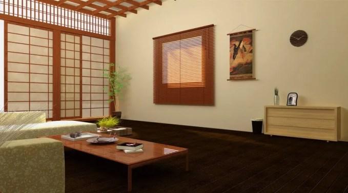Feng Shui Inspired Living Room Design