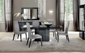 10 Paint Color Ideas for Beautiful Dining Room Interior Design