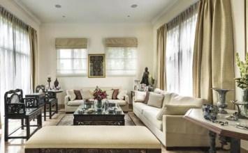 10 Serene Neutral Living Room Interior Design Ideas