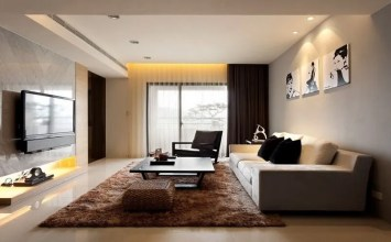 10 Modern Eclectic Living Room Interior Design Ideas
