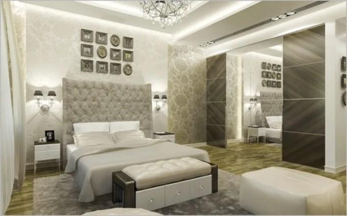 Beautiful Elegant Bedroom