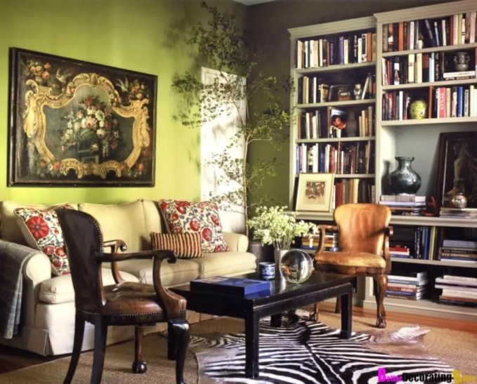 Sumtuous Boho chic Living Room