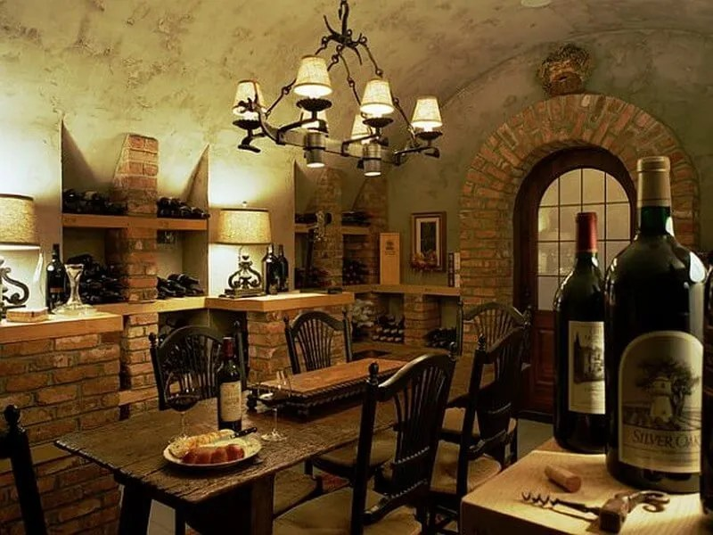 best wine cellar decorating ideas contemporary - home design ideas
