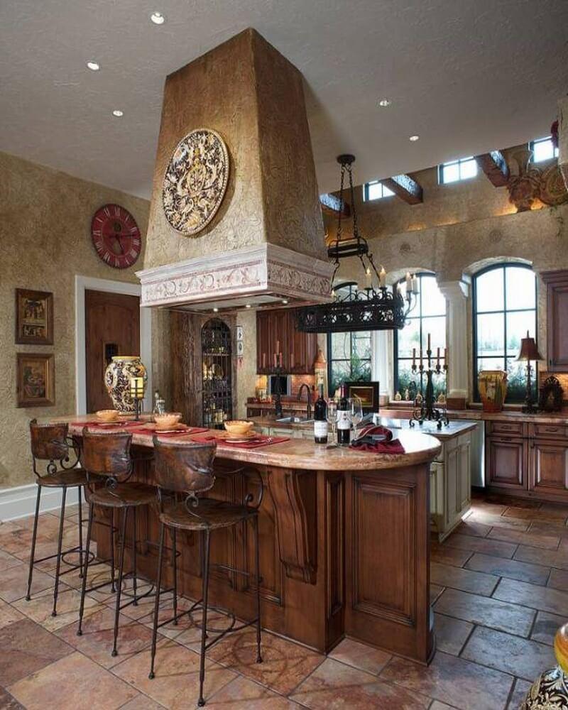 16 Absolutely Gorgeous Mediterranean Dining Room Designs: 10 Beautiful Mediterranean Interior Design Ideas
