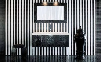 10 Bold Black Bathroom Interior Design Ideas